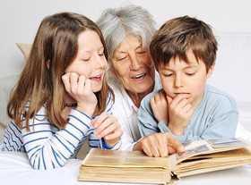 порядок общения бабушки с внуком