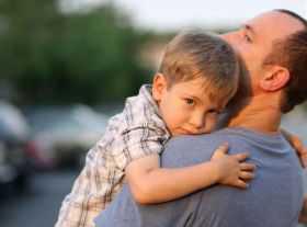 Определение места и времени общения с ребенком